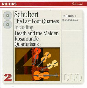 Classical CD Guide -- Top 10 Essential Schubert CDs and MP3s